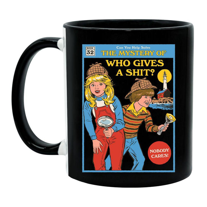 Steven Rhodes - Who Gives a Sh*t - Tasse