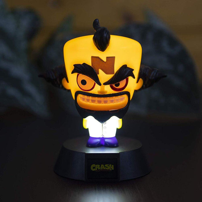 Crash Bandicoot - Doctor Neo Cortex - Tischlampe
