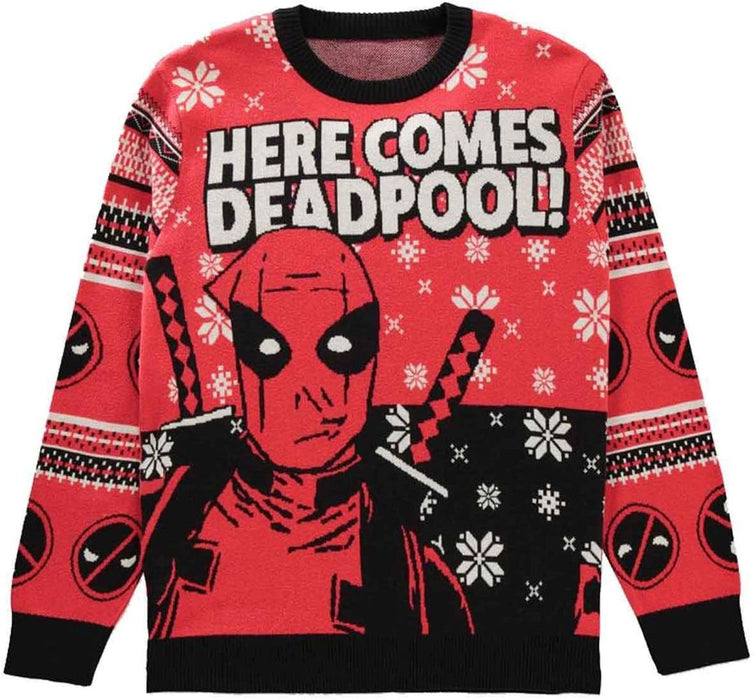 Deadpool - X-mas - Sweater