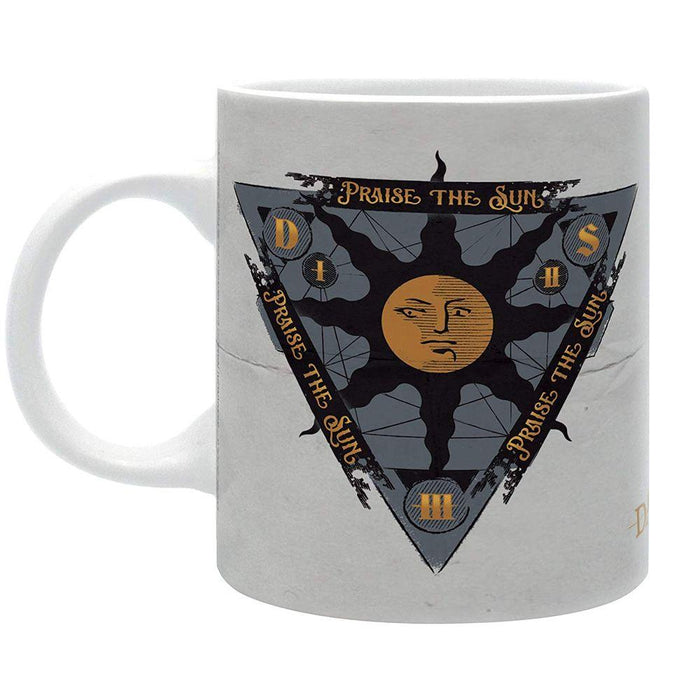 Dark Souls - Praise the Sun - Tasse