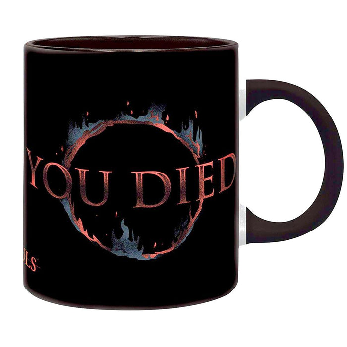Dark Souls - You Died - Tasse