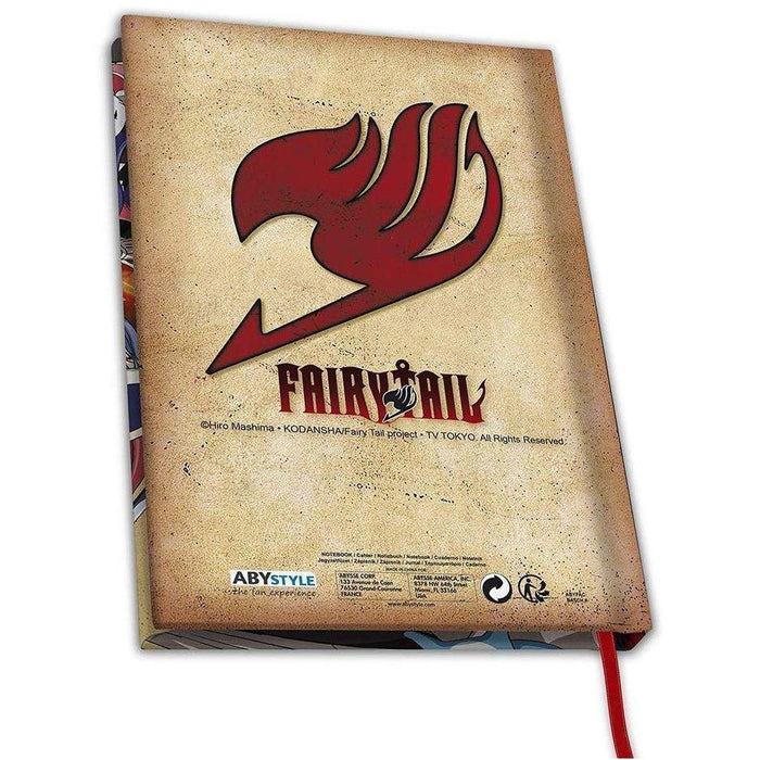 Fairy Tail - Group - Notizbuch