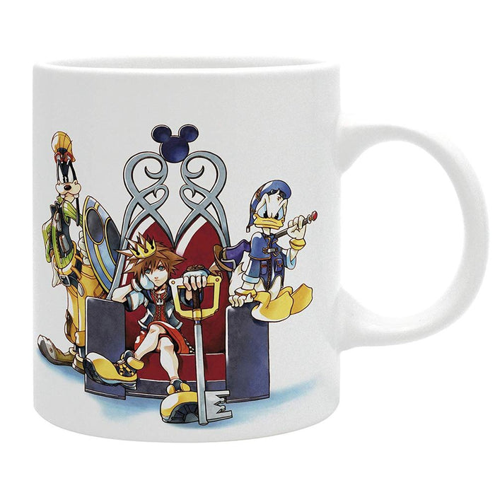 Kingdom Hearts - Sora King - Tasse