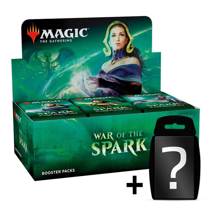 Magic the Gathering - War of the Spark - Booster Packs EN