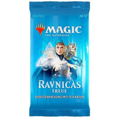 Magic the Gathering - Ravnicas Treue - Booster Packs DE