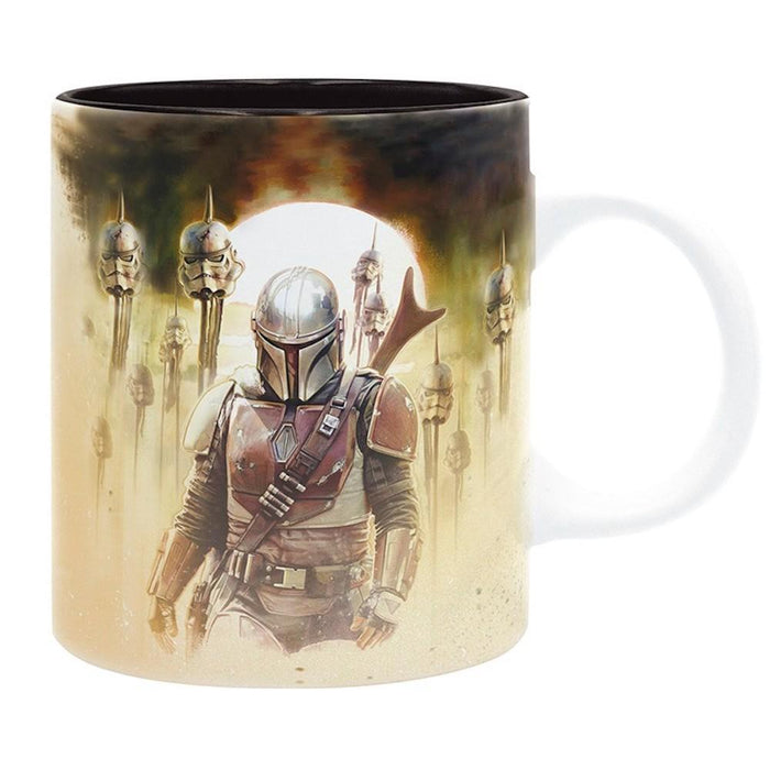 Star Wars - Mando - Tasse