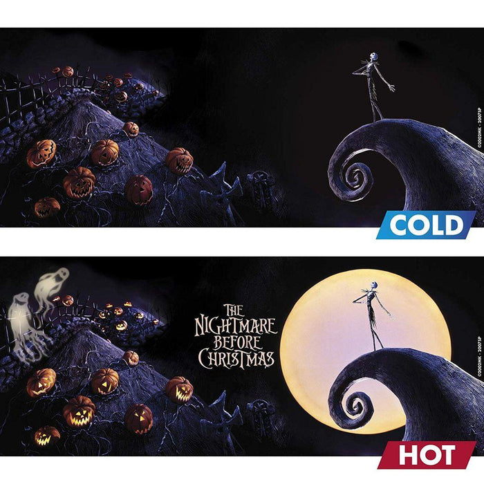 The Nightmare before Christmas - Moon - XXL-Farbwechseltasse