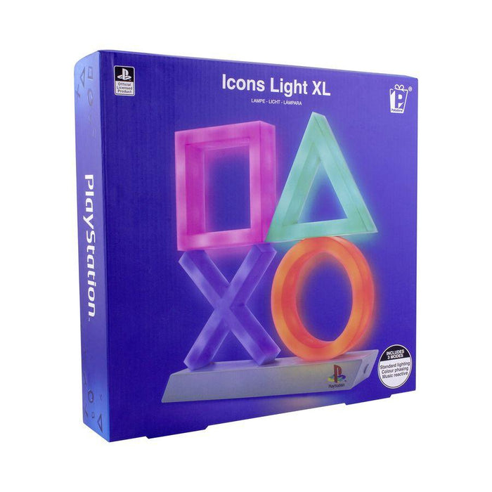 PlayStation - Buttons XL - Tischlampe