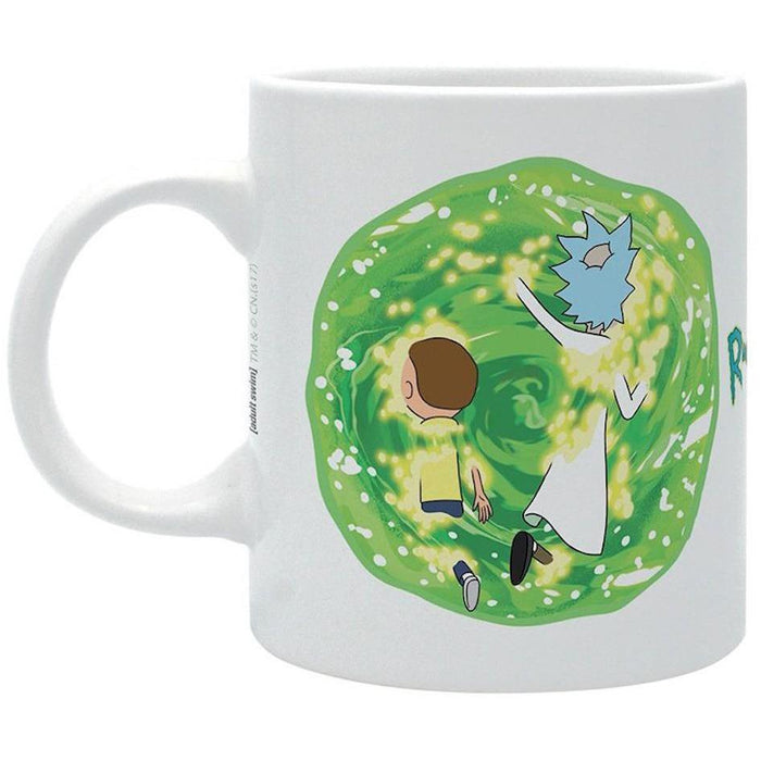Rick and Morty - Portal - Tasse