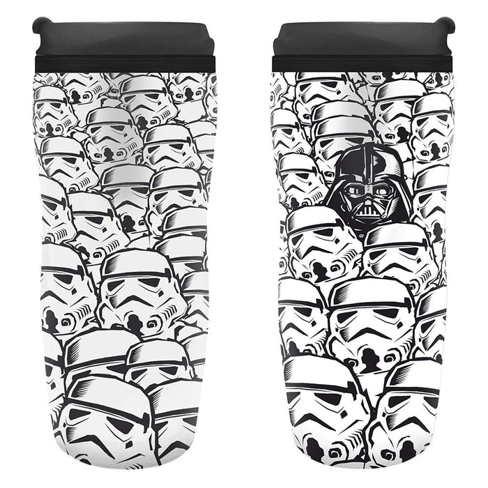 Star Wars - Darth Vader Stormtrooper - Thermobecher