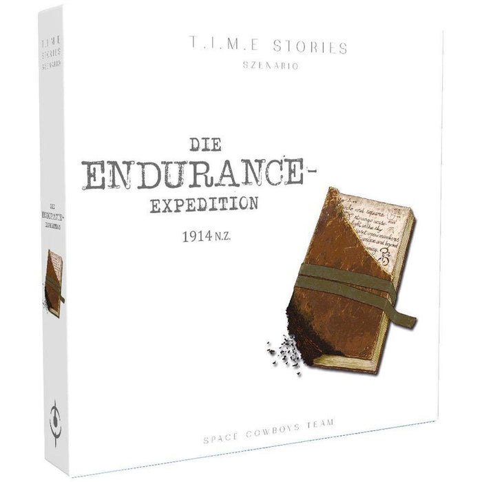 TIME Stories - Die Endurance Expedition - Erweiterung-4 | Deutsch