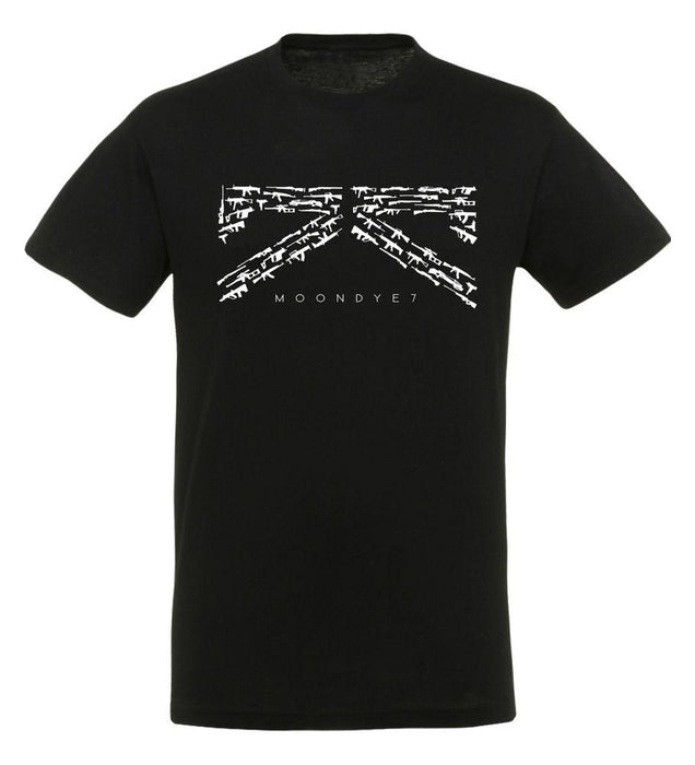 Moondye7 - Weapons - T-Shirt