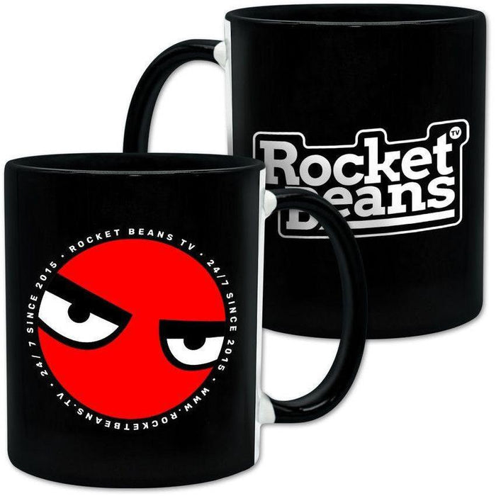 Rocket Beans TV - Cornerbug - Tasse