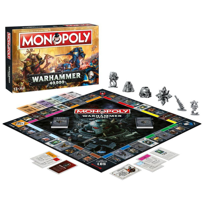 Warhammer 40.000 - Monopoly - Deutsche Version