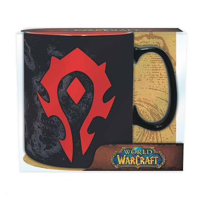World of Warcraft - For the Horde - XXL-Tasse