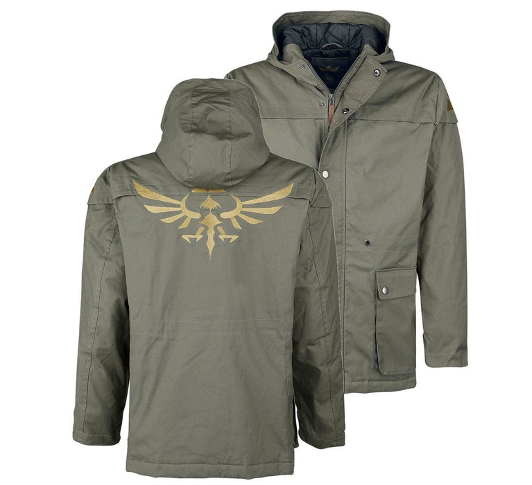 The Legend of Zelda - Triforce - Parka