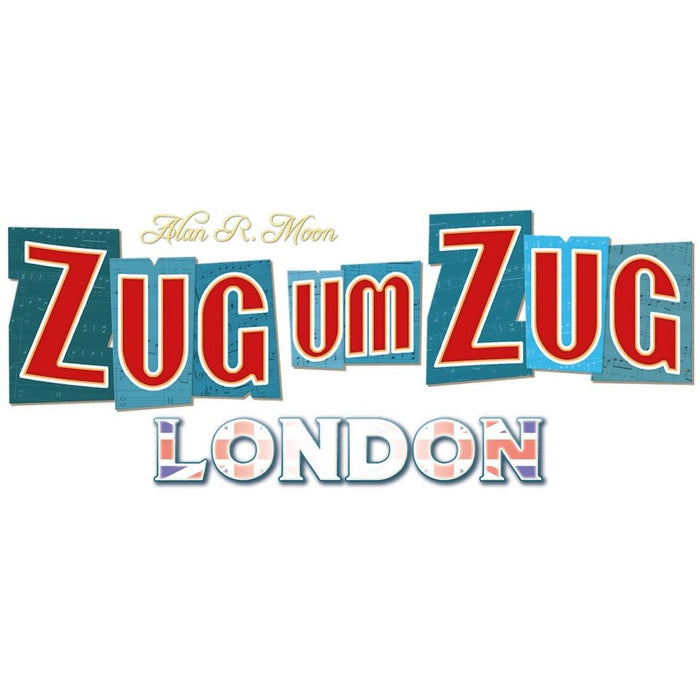 Zug um Zug - London - Deutsch