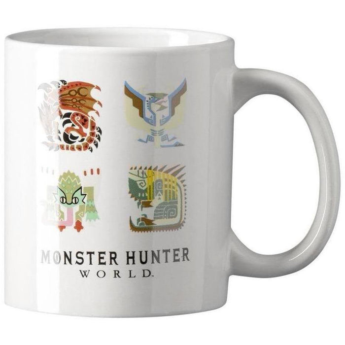 Monster Hunter World - Monster Icons - Tasse