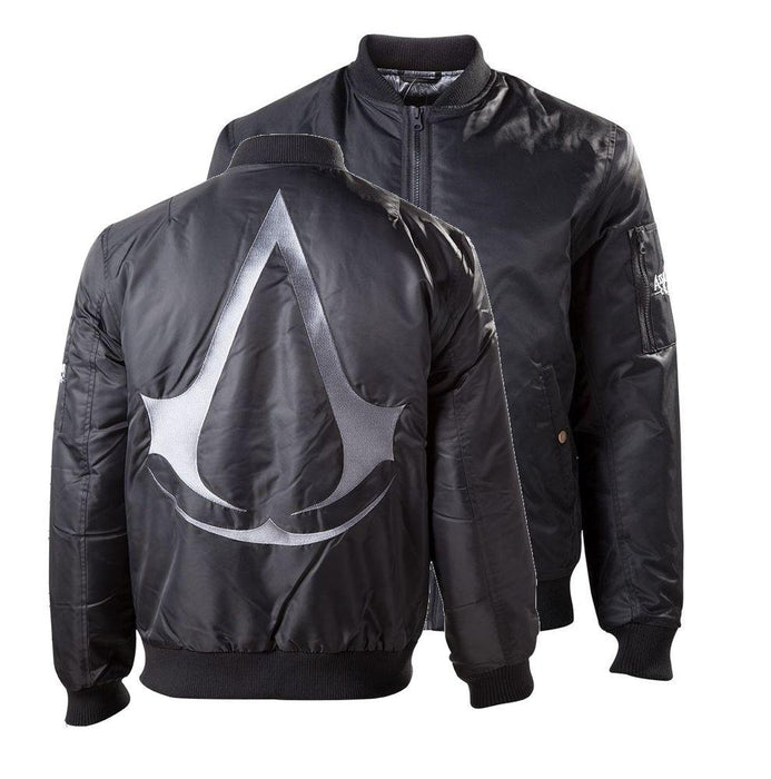 Assassin's Creed - Logo - Bomberjacke