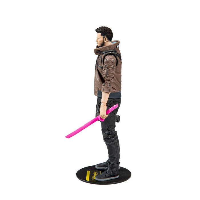 Cyberpunk 2077 - V Male - Actionfigur