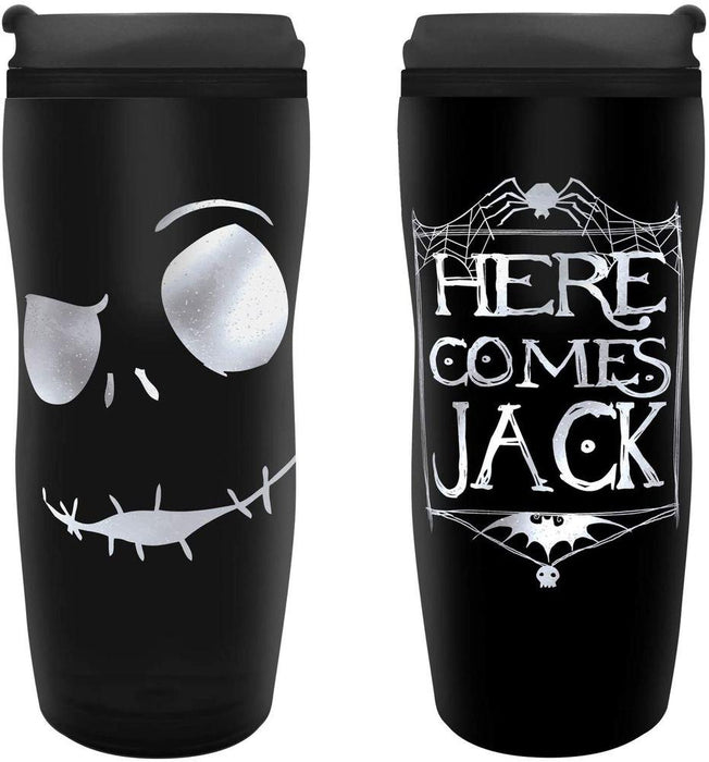 The Nightmare before Christmas - Here Comes Jack - Thermobecher