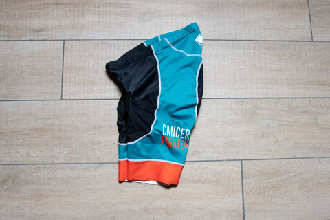 Women's DCC Aqua Cycling Shorts