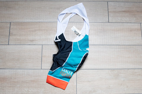 Women's DCC Aqua Cycling Bibs