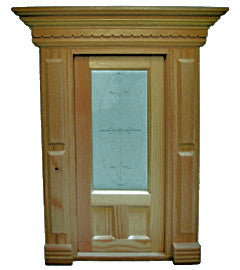 Dollhouse Door for Doorbells