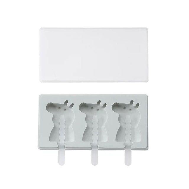 Icely - Silicone Ice Cream Mold