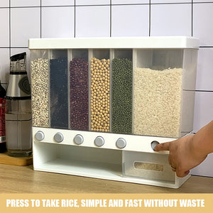 Rackspace - Wall Mounted Spice Rack