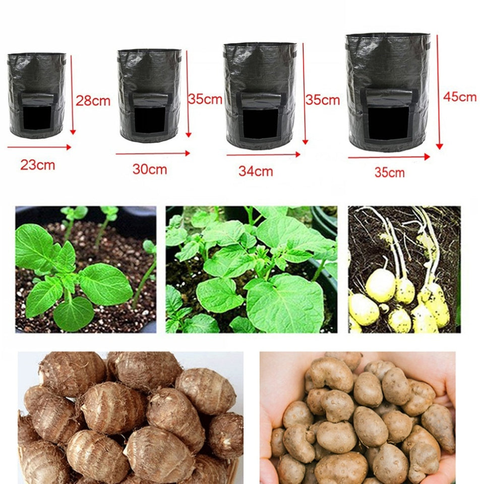 Pouchify - Potato Growing Bags
