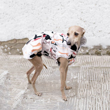 Load image into Gallery viewer, City Breeze dog raincoat™, savannah