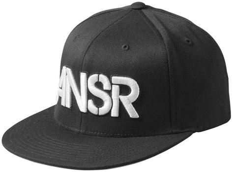 ANSR CAP STAPLE BLACK/WH/GREY