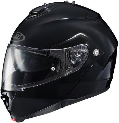 HJC IS-MAX 2 BLACK HELMET