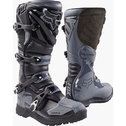 FOX COMP 5 OFF-ROAD BLACK/GREY BOOT