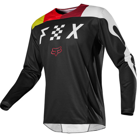 FOX 180 RODKA SE BLACK JERSEY