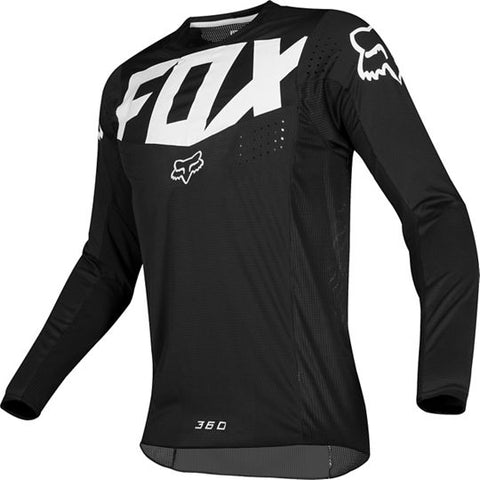 FOX 360 KILA BLACK JERSEY