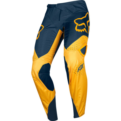 FOX 360 KILA NAVY/YELLOW PANT