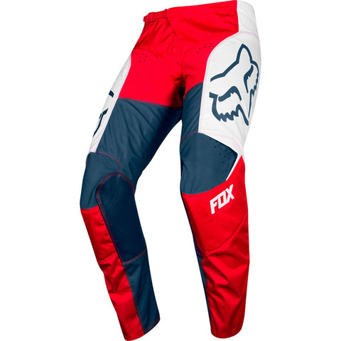 FOX 180 PRZM NAVY/RED PANT