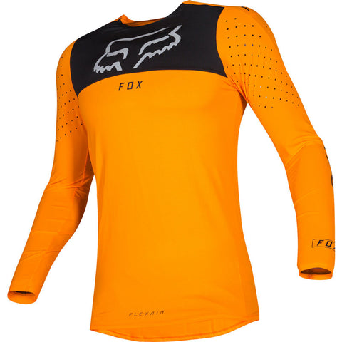 FOX FLEXAIR ROYL ORANGE FLAME JERSEY