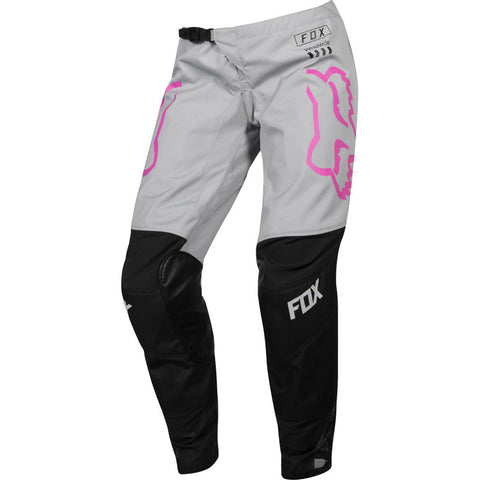 FOX WOMENS 180 MATA BLACK/PINK PANT