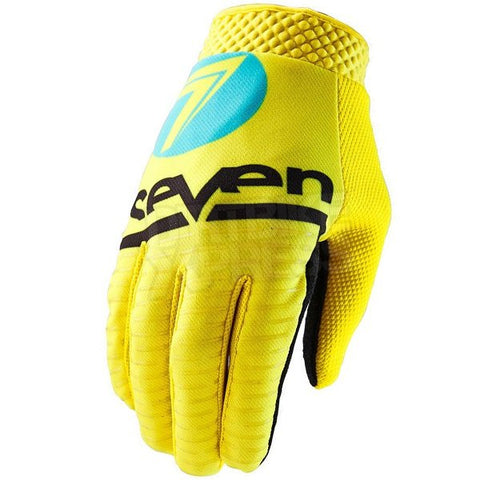 SEVEN ZERO YELLOW GLOVE