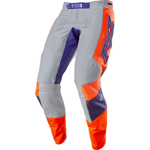 FOX 360 LINC GREY/ORANGE PANT