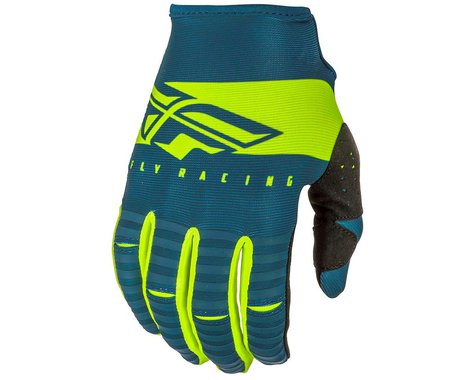 FLY KINETIC NAVY/HI-VIS GLOVE