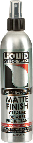 LP MATTE FINISH CLEANER AND DETAILER PROTECTANT 8.5 OZ