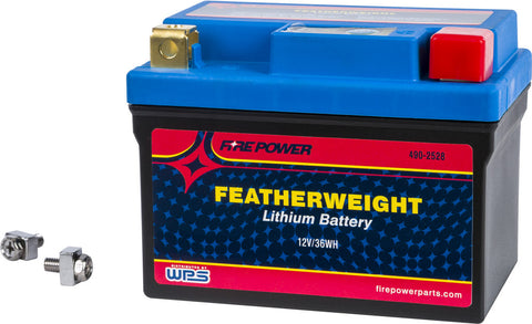 FIRE POWER FEATHERWEIGHT LITHIUM BATTERY 180 CCA HJTZ5S-FPZ-IL 12V/36WH
