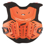 Leatt 2.5  Chest Protector # JR (Medium, Orange/Black)