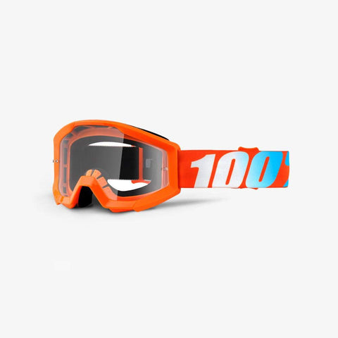 100% THE STRATA JR [YOUTH] GOGGLE