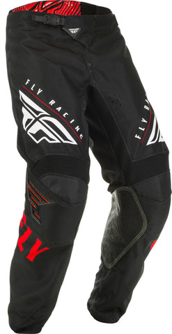 FLY KINETIC K220 RED/BLACK/WHITE [32] PANT