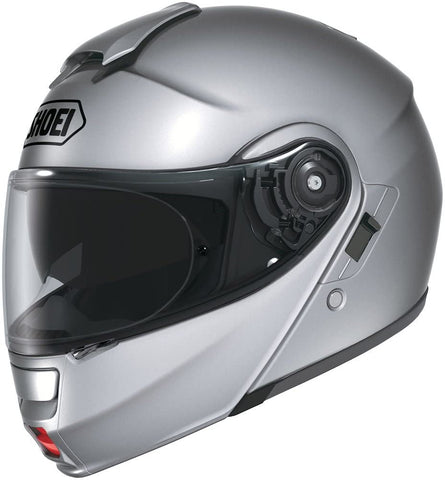 SHOEI NEOTEC LIGHT SILVER HELMET